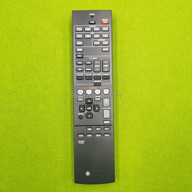 Новый оригинальный пульт дистанционного управления RAV463 ZA11350 для yamaha HTR 3065 YHT 497 RX V373 RX V375 av ресивер