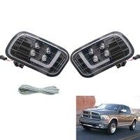 For Dodge RAM 1500 2009 2012/ Ram 2500 3500 Bumper Fog Lights Pair White light