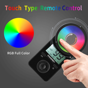 Image 4 - YONGNUO YN360 III YN360III Handheld LED Video Light 5500k RGB Color Temperature for Studio Outdoor Photography & Video Recording