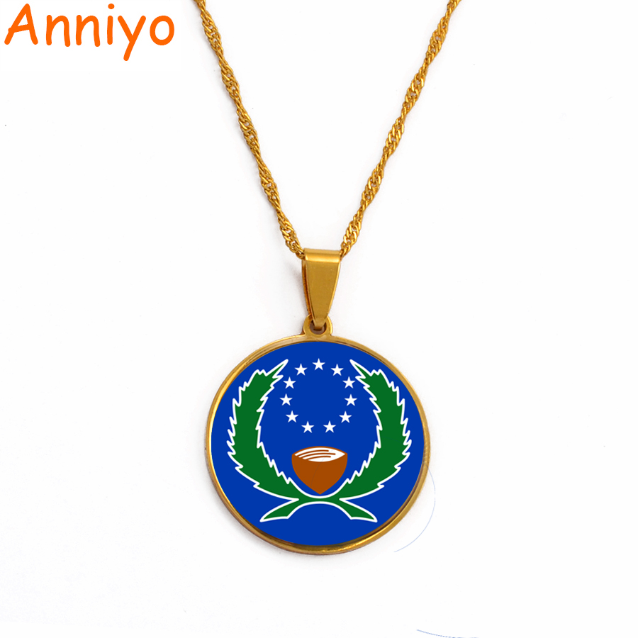 Custom Flag Necklaces Personalized Jewelry Customize Africa Arab Middle East Europe Asia & any Country Flags
