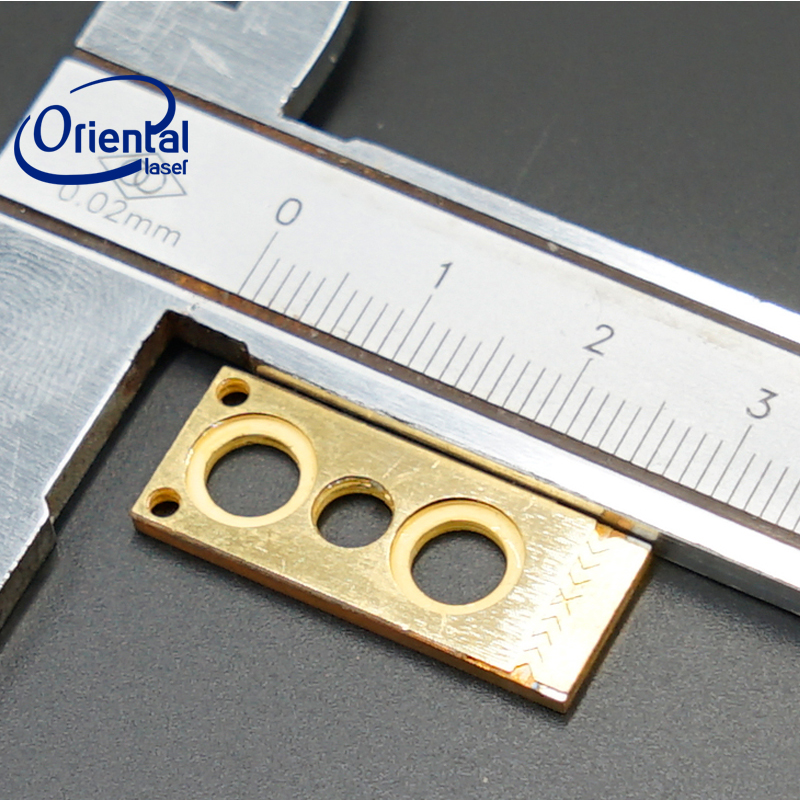 Germany Jenoptik 755 <font><b>1064</b></font> <font><b>nm</b></font> Micro channel stack 808nm diode laser bar for hair removal laser diode hand piece image