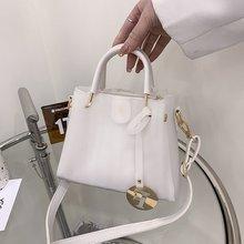 Luxury Women's Handbags High Quality Solid Color Designer Shoulder Bags for Women 2021 Tote Bag Ladies Street Fashion Crossbody