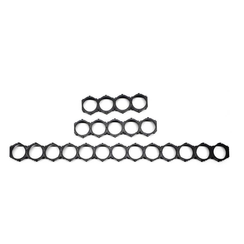21700 batterie hexagone support entretoise 13s 48v 21700 support de batterie