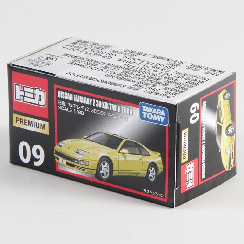Takara Tomy Tomica – voiture jouet en métal moulé, modèle de véhicule, Premium TP09, NISSAN FAIRLADY Z 300ZX TWIN TURBO
