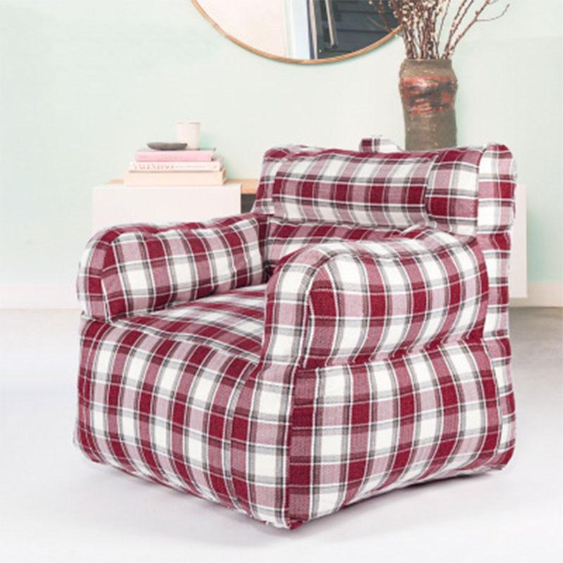 Pouf Chaise canapé Cama tissu Sillas Chaise longue fauteuil bouffée Asiento Sillon salon Tumbona meubles de chambre à coucher