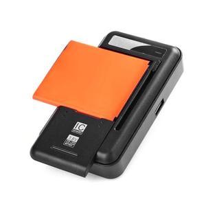 Image 2 - Cargador de Batería Del Teléfono móvil Universal 2 en 1, USB para teléfono Android, enchufe de EE. UU.