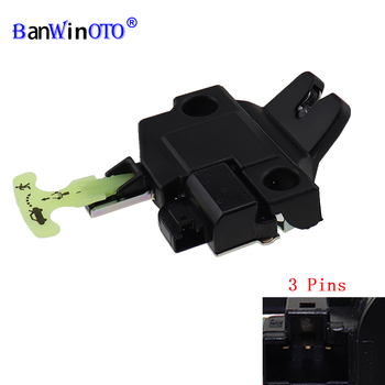 Door Lock Actuator Mechanism 3 Pin For Toyota Camry Hybrid 2006-2013 6460033120 64600-33120 6460006010 64600-06010 WMBSQ001 image