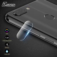 Protecteur d'écran pour objectif de caméra, Film de protection en verre trempé pour ZTE Nubia X Z11 Max Z17 Mini M2 V18 N1 N2 Blade A3