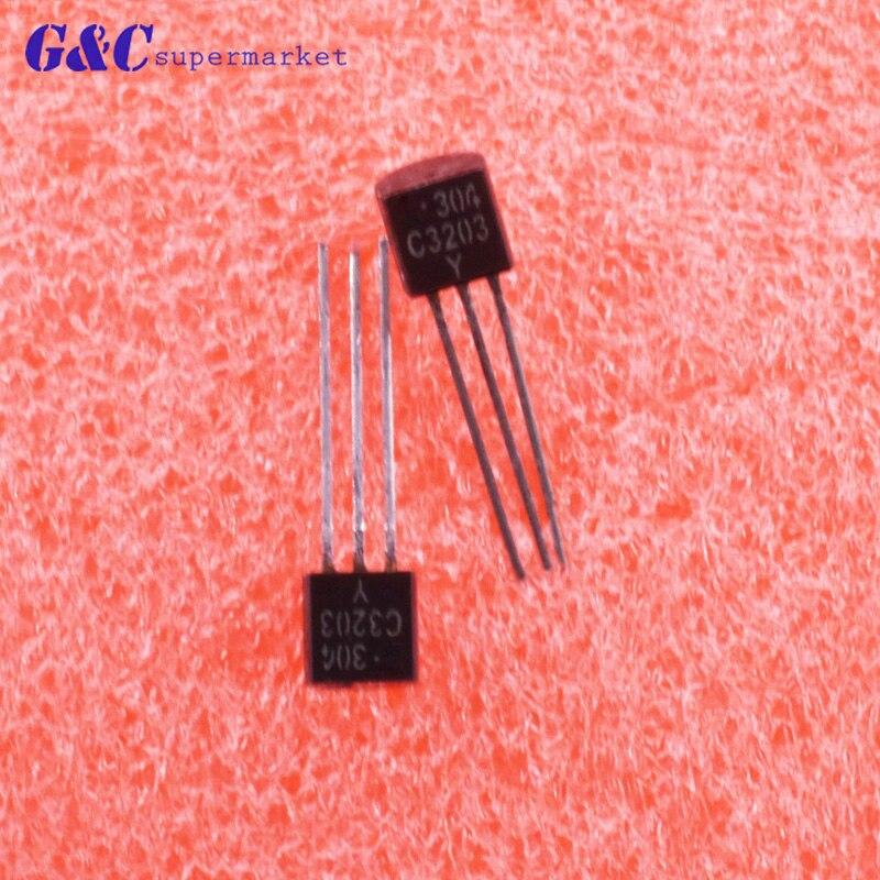 50pcs 2SC3203-Y C3203-Y C3203 KEC TO-92