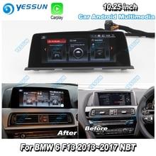 Pantalla Multimedia Android del coche para BMW 6 Series F13 2013 2014 2015 2016 2017 NBT Radio Estéreo reproductor de Audio sistema de navegación GPS