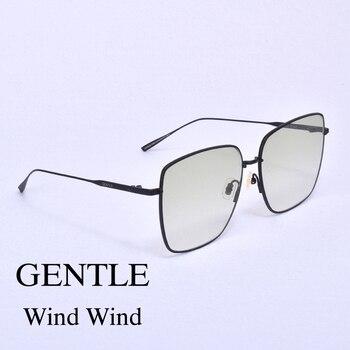 цена на 2020 New Fashion sunglasses Korea Brand Designer glasses  GM Wind Wind Brand Designer men women Sunglasses With brand Case