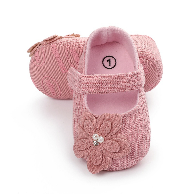Sunshine Moccs Baby Shoes Italian Leather Pink Baby Shoes Soft Sole Shoes HANDMADE
