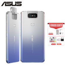 "Globale Asus Zenfone 6 ZS630KL 6GB 128GB Handy Snapdragon 855 Octa Core 6,4 ""48MP 13MP flip -up Kamera NFC 4G SmartPhone(China)"