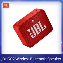 JBL GO2ลำโพงไร้สายบลูทูธไร้สายIPX7กีฬากลางแจ้งกันน้ำแบบพกพาลำโพง3.5มม.แบตเตอรี่พร้อมไมโครโฟน