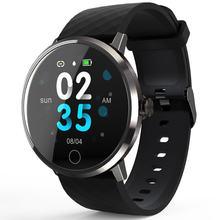 Смарт часы d2 с пульсометром тонометром ip67 для ios и android