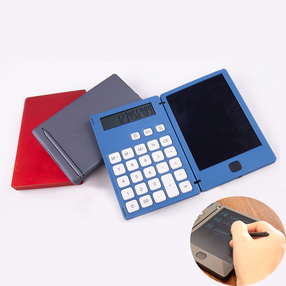 Office Smart Handwriting Drawing Screen Board Calculator School Finance Counter Commercial Calculate Tool Electronic Calculatory