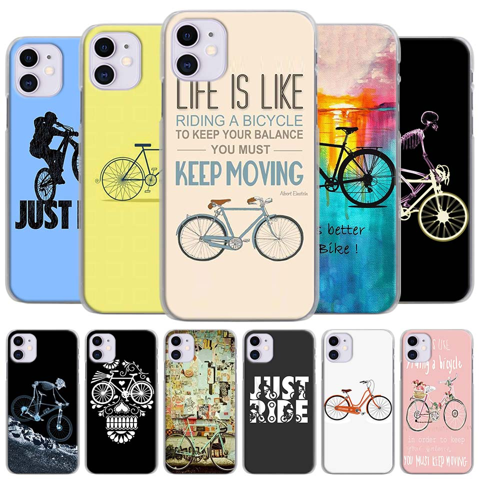 Bicycle iPhone 11 case