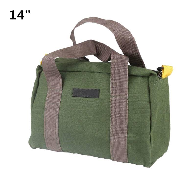 Многофункциональная холщовая ручная сумка для хранения инструментов водонепроницаемые аппараты запчасти Органайзер сумка для отвертки