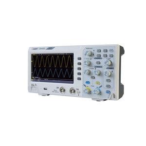 Image 2 - Owon SDS1102 Digital Storage Oscilloscope 2 Channels 100Mhz Bandwidth 7 Handheld LCD Display Portable USB Oscilloscopes