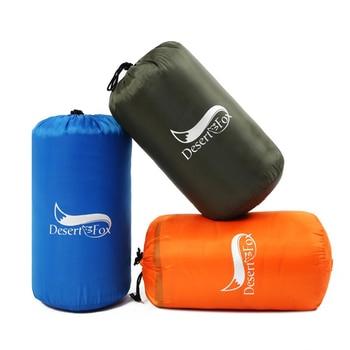 Desert&Fox Ultralight Sleeping bags for Adult Kids 1KG Portable 3 Season Hiking Camping Backpacking Sleeping Bag with Sack 2