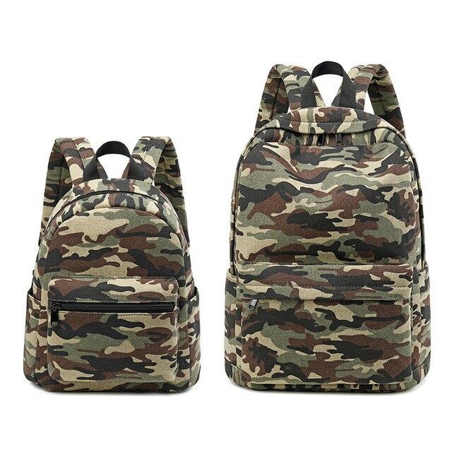 New Camouflage Children School Bags Backpacks Lighten Burden On Shoulder For Kids Kindergarten Backpack Mochila Infantil 2 sizes