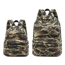 New Camouflage Children School Bags Backpacks Lighten Burden