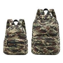 Yeni kamuflaj çocuk okul çantaları sırt çantaları hafifletmek yük On omuz çocuklar anaokulu sırt çantası Mochila Infantil 2 boyutları