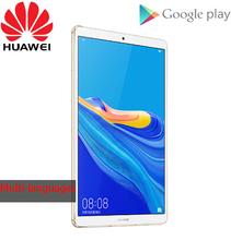 Huawei Mediapad M6 Tablet PC Kirin 980 octa-core 4GB pamięci Ram 64GB Rom 8 4 cal 2560*1600 IPS z systemem Android 9 0 Dual-WiFi BT 5 0 tanie tanio english Rosyjski Hiszpański Szwedzki Portugalski Turkish Włoski Niemiecki Chiński French Japanese POLISH Ukraiński Grecki