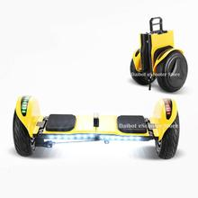 10 inch 500W 36V Off Road Smart Balance Scooter Foldable Electric Hoverboard With Bluetooth Speaker