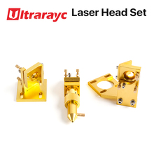Ultrarayc CO2 Laser Head Set for 2030 4060 K40 Engraving Cutting Machine