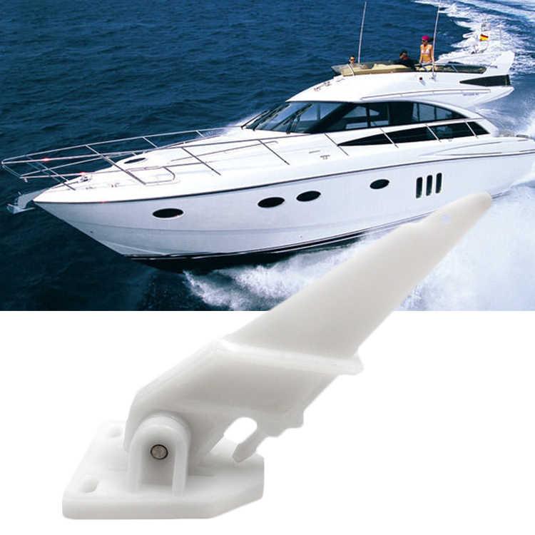 Universal 80 Mph velocímetro marino recoger Pitot barco velocidad tubo plástico para barco