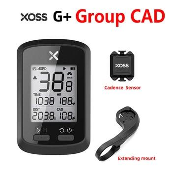 XOSS GPS Cycling Computer G Wireless  Speedometer Bluetooth Cycle Tracker Waterproof Road Bike MTB Bicycle Odometer 14