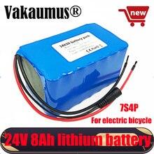 Аккумулятор 24 В литиевый аккумулятор 8 ач с 15a 7s bms 250