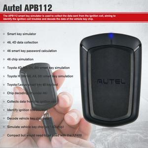 Image 3 - 2021 Autel IM608 IMMO XP400 키 프로그래머 및 J2534,30 + 서비스 및 모든 시스템 진단이있는 전문 키 프로그래밍 도구