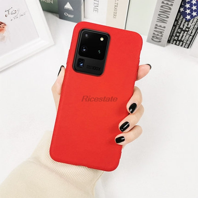 Cover For Samsung Galaxy S20 Ultra Case Ultra Thin Matte Phone Case For Samsung Galaxy S20 Plus Cover Samsung S20 Phone Shells