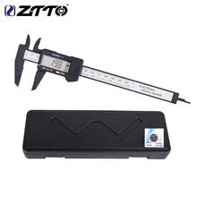 Bicycle Nylon Accurate Electronic Vernier caliper 0.01 millimeter inch LCD millimetre MTB Road bike parts measuring tool ruler