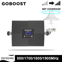 Repeater Cellular Amplifier Signal-Booster CDMA Indoor-Antenna DCS 1800-Mhz 2g 3g 1900