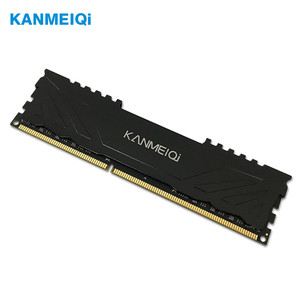 Image 2 - KANMEIQi ram DDR3 4GB 8GB 1333mhz 1600/1866MHz Desktop Memory with Heat Sink dimm pc3 CL9 CL11 1.5V 240pin compatible Intel/AMD