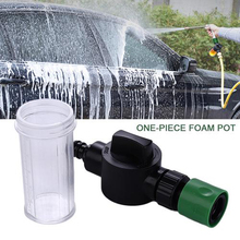 10 stücke Auto Washer Schaum Lance 100ml hochdruck Einteiliges Schaum Topf Lance sauberes auto waschen Schäumer washer Schutz Zubehör