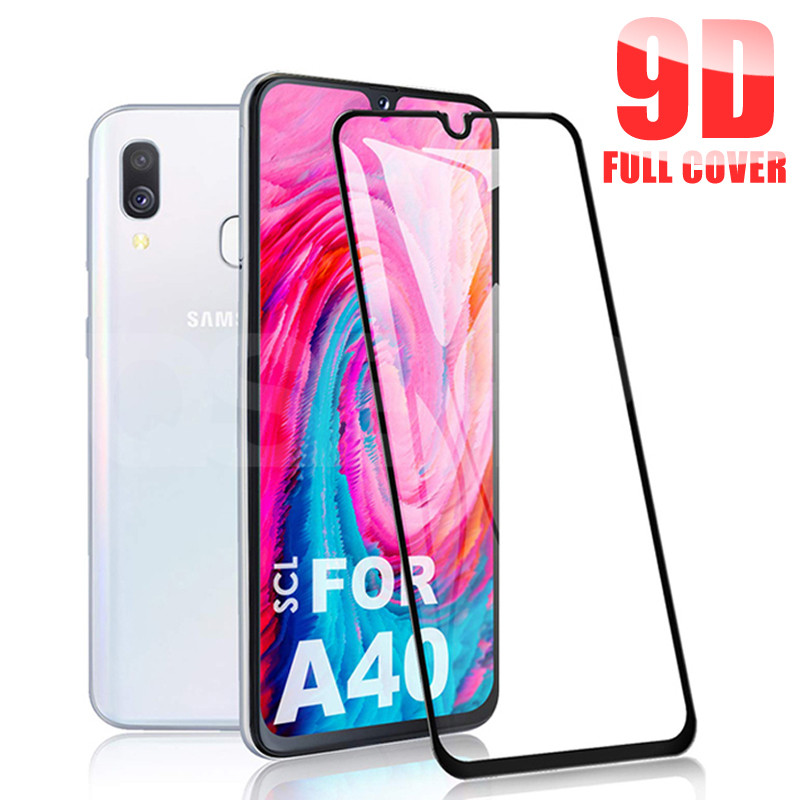 9D Protective Glass On The For Samsung Galaxy A10 A20 A30 A40 A50 A60 Screen Protector For Samsung A70 A80 A90 Tempered Glass