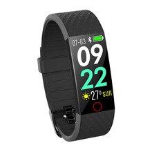 New Intelligent Bracelet 2019 Fashion Smart watch Sports Bracelet Heart Rate Sleep Meter Waterproof Gift Care for health все цены