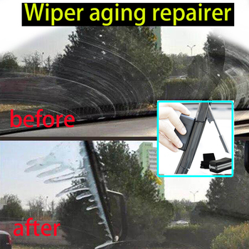 Car Windshield Wiper Blade Refurbish Scratch Repair For For BMW E90 F30 E30 E36 E34 E46 E39 F20 E87 E92 E91 F07 F11 G30 X1 X3 X5 image