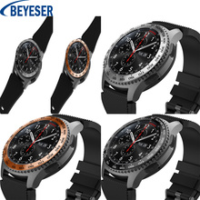 Cover-Frame Samsung Watch Protection-Circle Anti-Scratch Frontier/galaxy 22mm for Gear