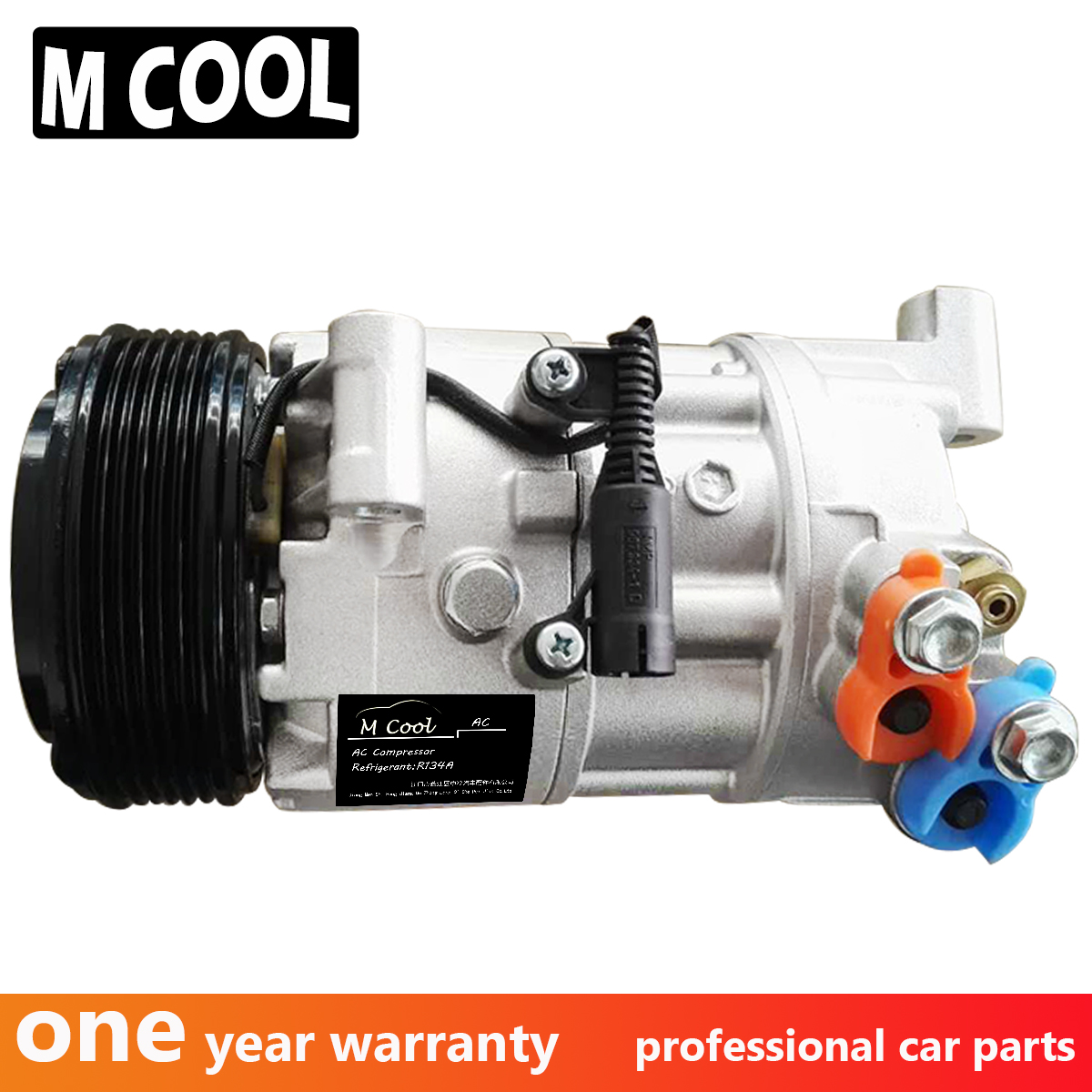 High Quality New For CSV613 Car AC Compressor BMW 3 E46 316i X3 E83 Z4 Air Conditioner Compressor 64509182795 64526908660 in Air conditioning Installation from Automobiles Motorcycles