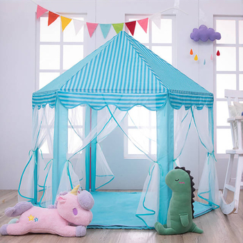Baby toy Tent Portable Folding Prince Princess Tent Children Castle Play House Kid Gift Outdoor Beach Tent Toy For Kids gifts baby indoor playhouse baby folding portable beach castle tent toy house for baby gifts