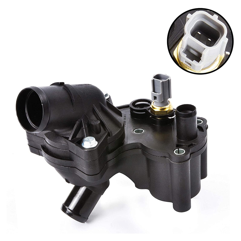 Car Thermostat Housing with Sensor 902-860X for Ford Explorer Mountaineer 4.0L 2002-2010 2L2Z8592BA 2L2Z8592AA
