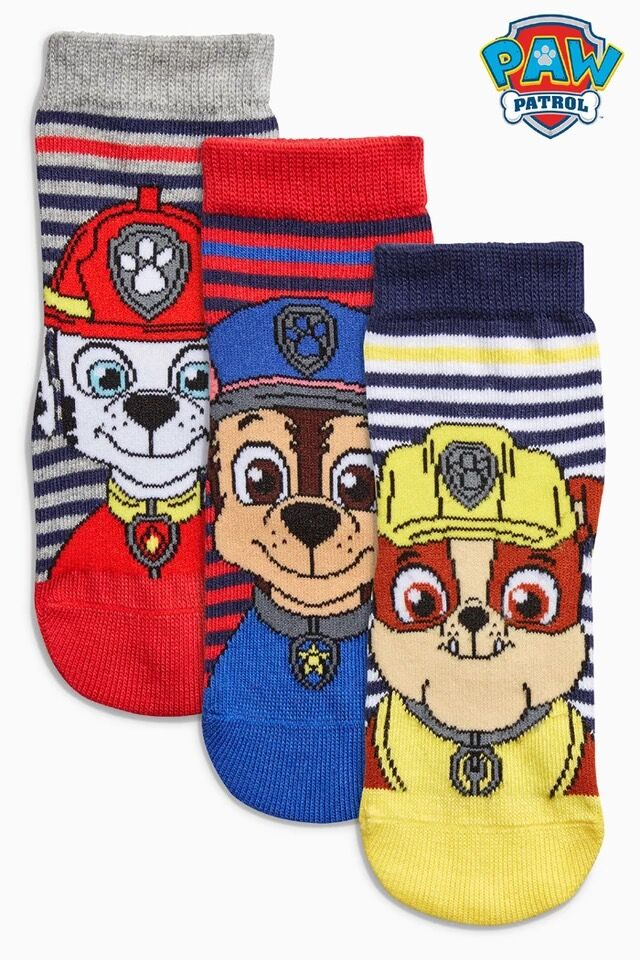 Hot Sale Genuine Paw Patrol 1pair 14cm Kids Children Sock With Chase Marshall Skye Rubble 4 Colors Children Toy Birthday Gift