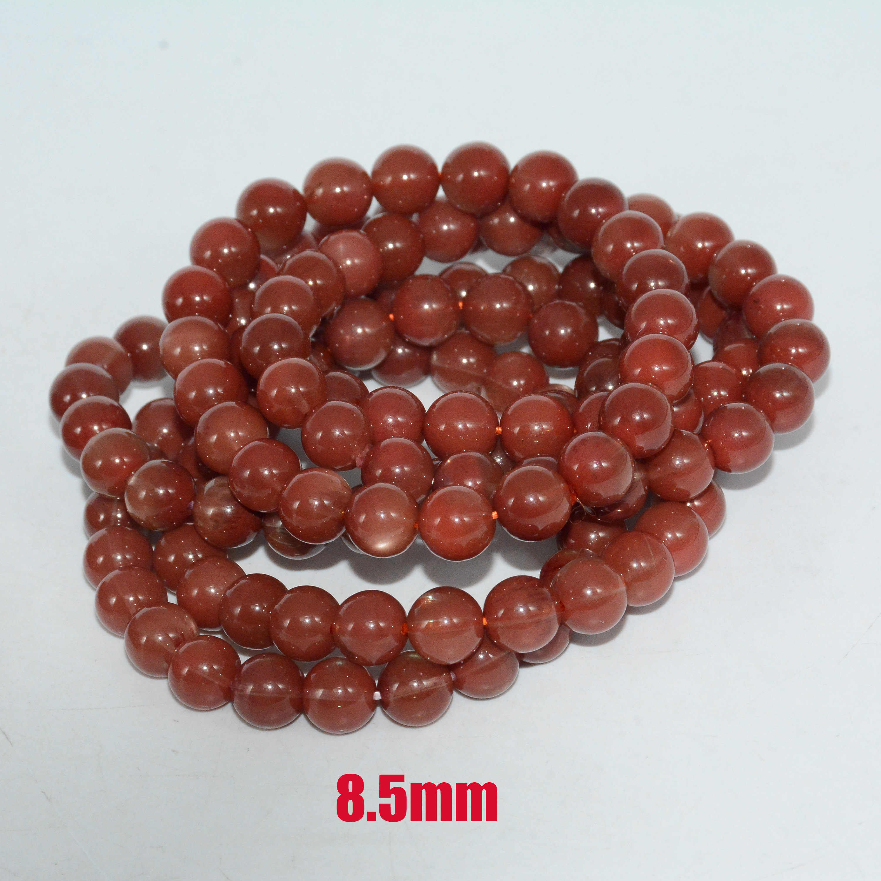 3.5 to 5.5 mm Andesine Faceted Beads Andesine 8 Inch 20 Cm Full Strand Gem Quality Price Per Strand