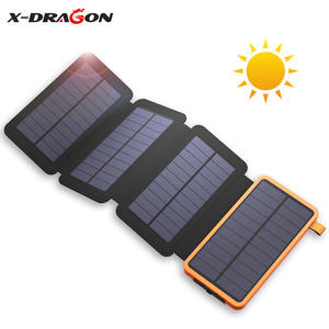 X-DRAGON Phone-Charger Powerbank iPad Solar Samsung 20000mah Sony 5W No for 11/x LG Nokia.