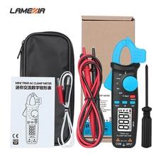 Mini Digital Only Clamp Meters True Rms Auto Range Multimeter Ac/dc Current Voltage